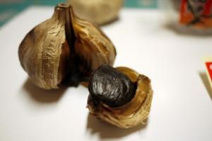 発酵さつまの黒にんにく