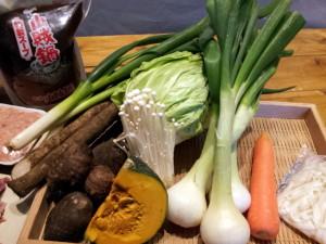 お好みの野菜で簡単便利