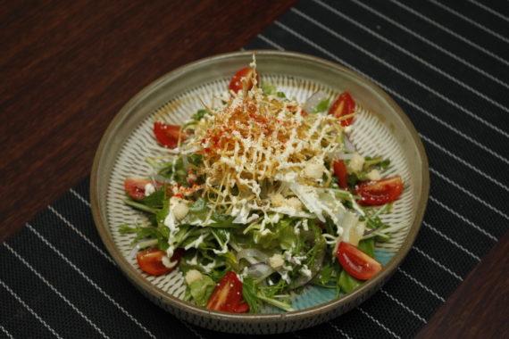 遠賀特製サラダ菜種油ドレッシング