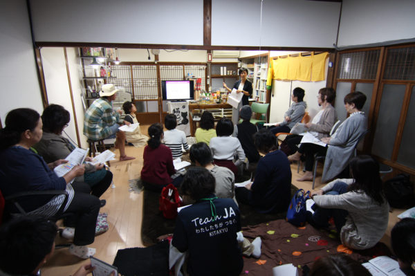 下倉樹先生の油講座